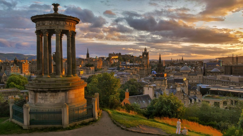party packages edinburgh