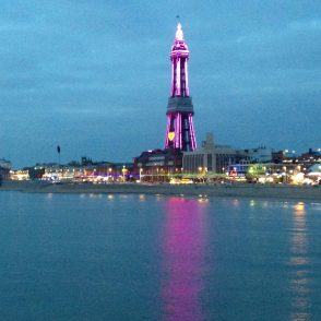 pedi bus blackpool